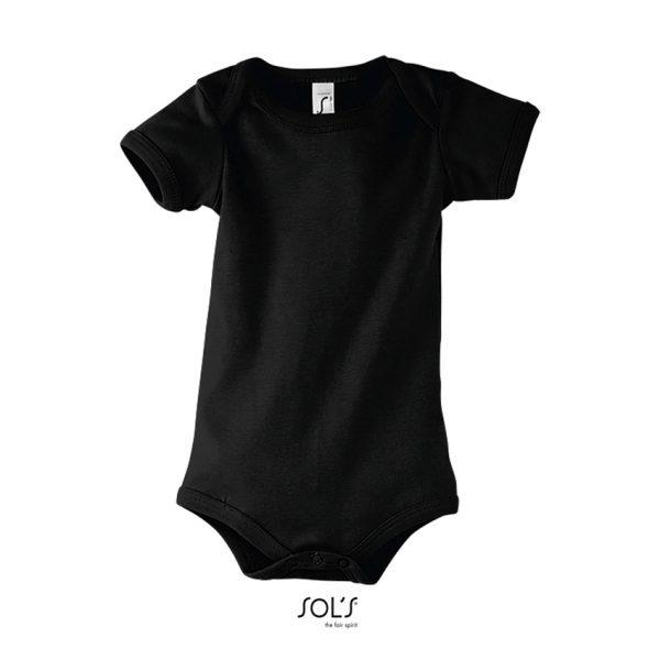 Body Bambino Niño Sols - Negro