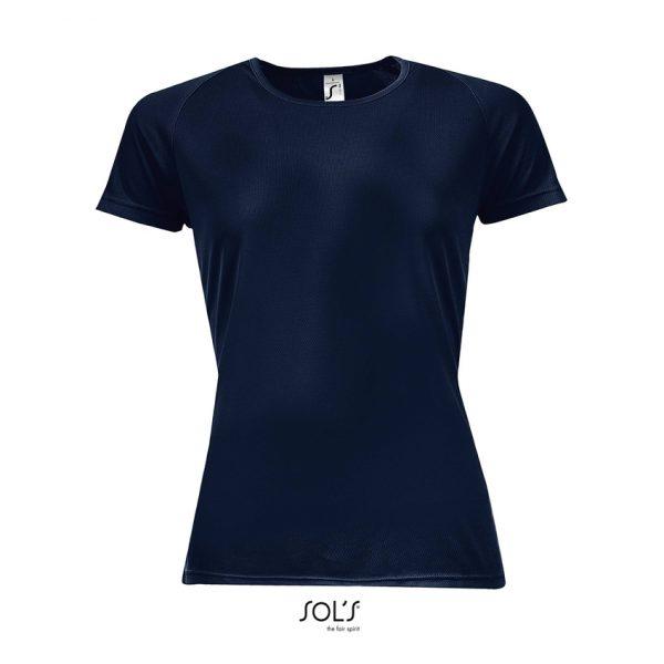 Camiseta Sporty Women Mujer Sols - French Marino