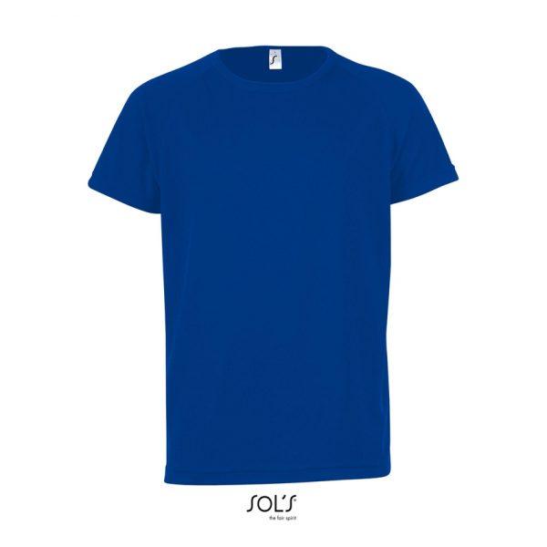 Camiseta Sporty Kids Niño Sols - Azul Royal