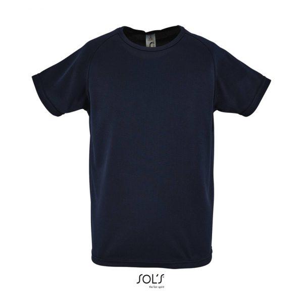 Camiseta Sporty Kids Niño Sols - French Marino