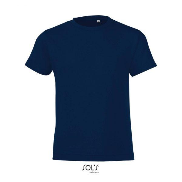 Camiseta Regent Fit Kids Niño Sols - French Marino