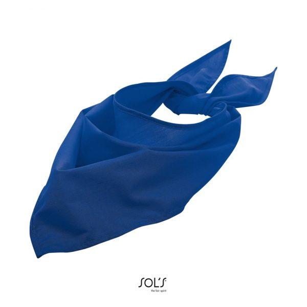 Bandana Bandana Unisex Sols - Azul Royal