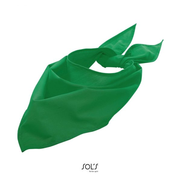 Bandana Bandana Unisex Sols - Verde Pradera