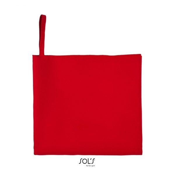 Toalla Atoll 30 Unisex Sols - Rojo