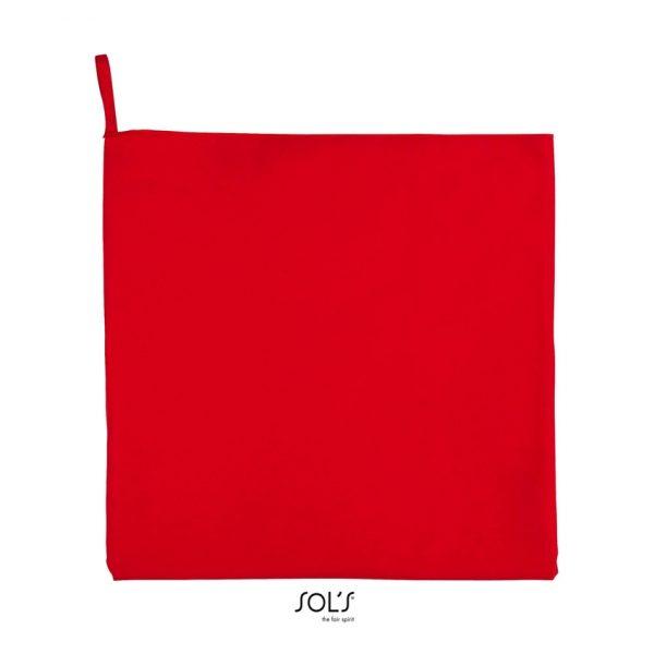 Toalla Atoll 70 Unisex Sols - Rojo