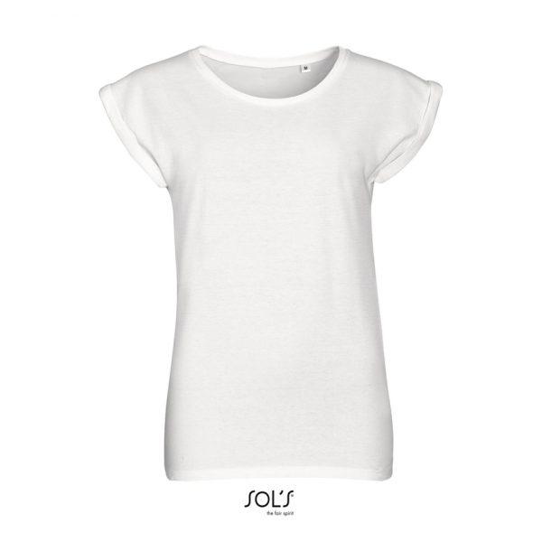Camiseta Melba Mujer Sols - Blanco