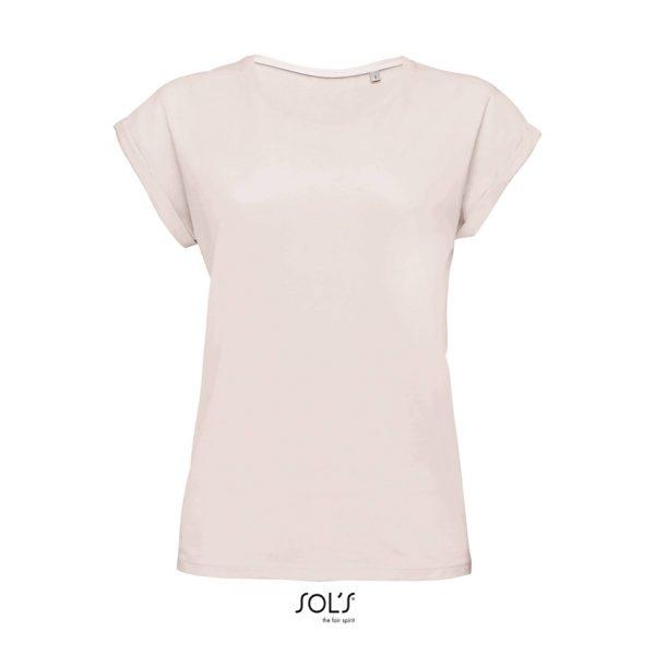 Camiseta Melba Mujer Sols - Creamy Pink
