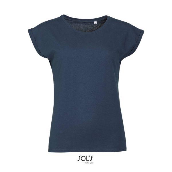 Camiseta Melba Mujer Sols - Denim
