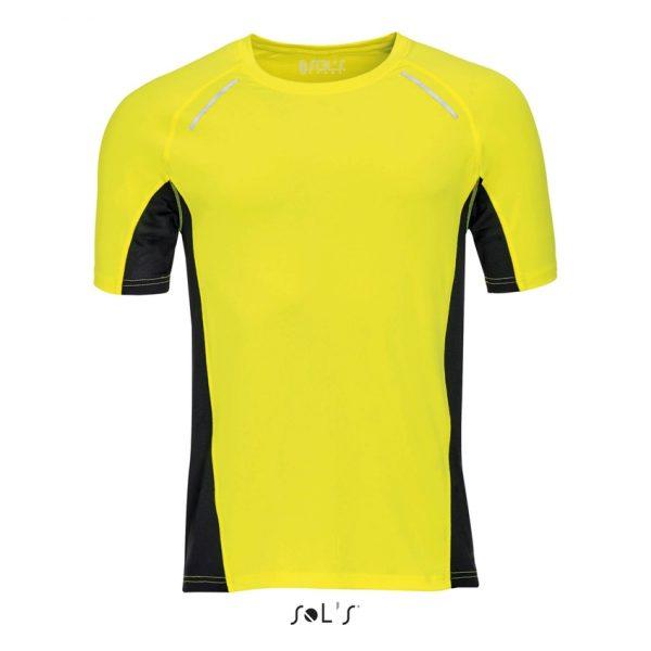 Camiseta Sydney Men Hombre Sols - Amarillo Neón