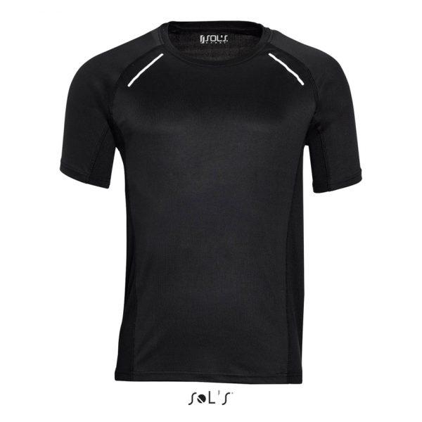 Camiseta Sydney Men Hombre Sols - Negro