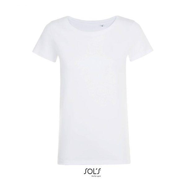 Camiseta Mia Mujer Sols - Blanco
