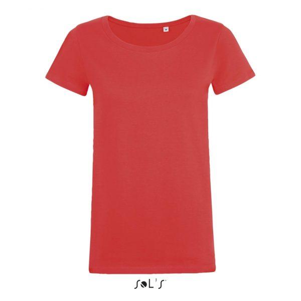 Camiseta Mia Mujer Sols - Hibiscus