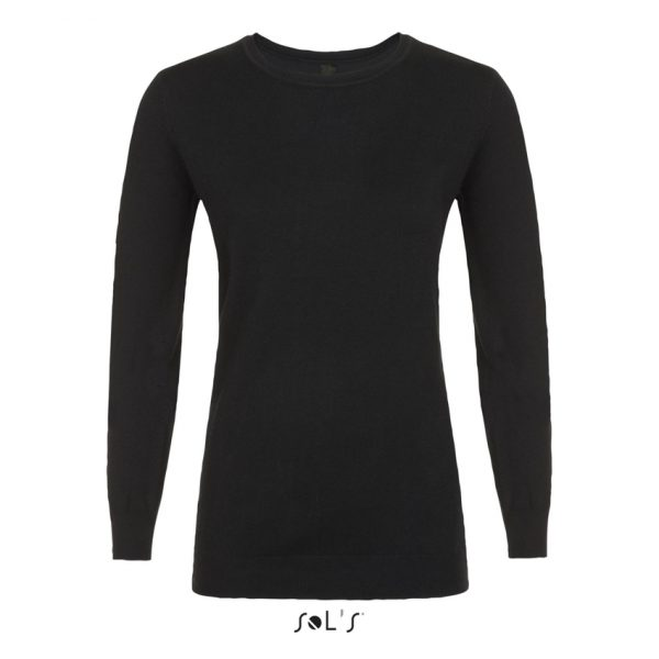 Jersey Ginger Women Mujer Sols - Negro