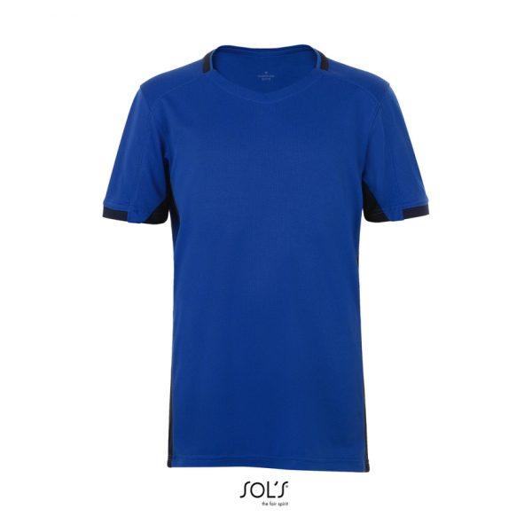 Camiseta Classico Kids Niño Sols - Azul Royal / French Marino