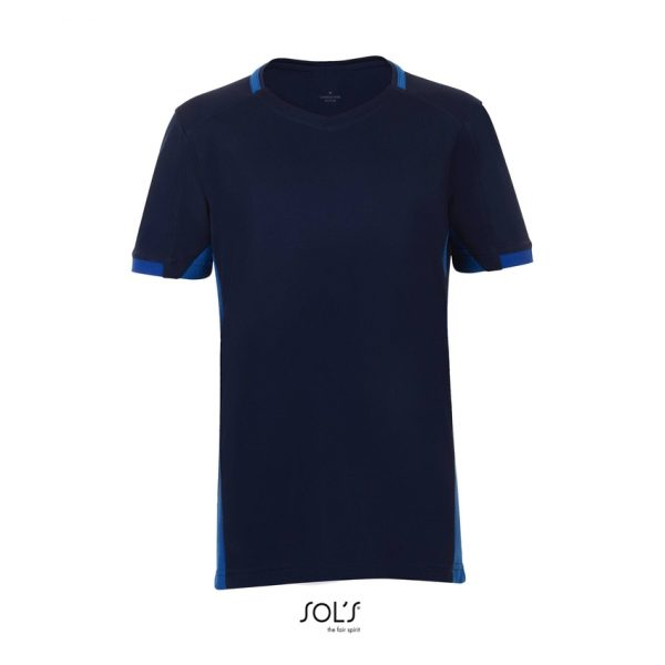 Camiseta Classico Kids Niño Sols - French Marino / Azul Royal