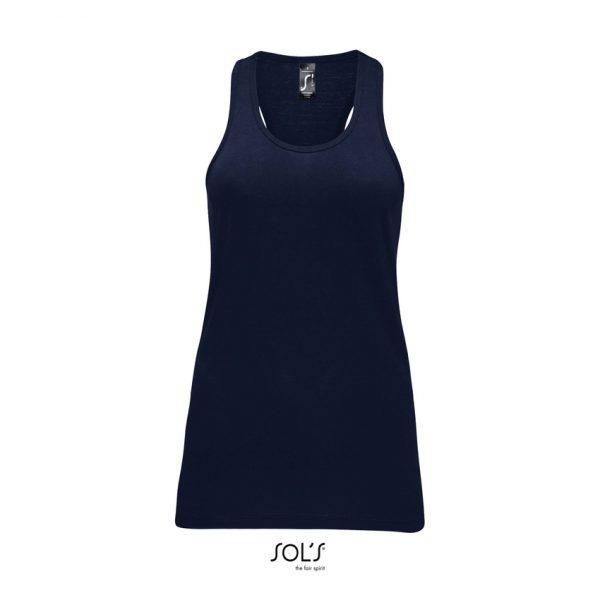Camiseta Justin Women Mujer Sols - French Marino