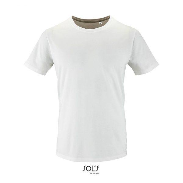 Camiseta Milo Men Hombre Sols - Blanco