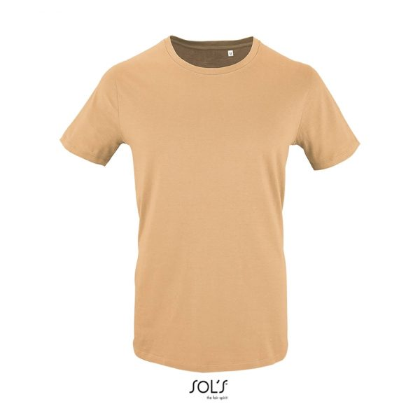 Camiseta Milo Men Hombre Sols - Arena