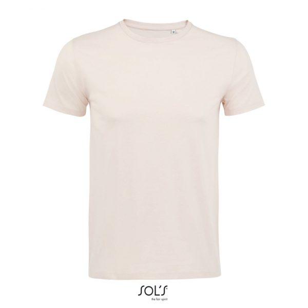 Camiseta Milo Men Hombre Sols - Creamy Pink