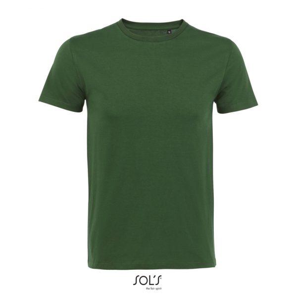 Camiseta Milo Men Hombre Sols - Verde Botella