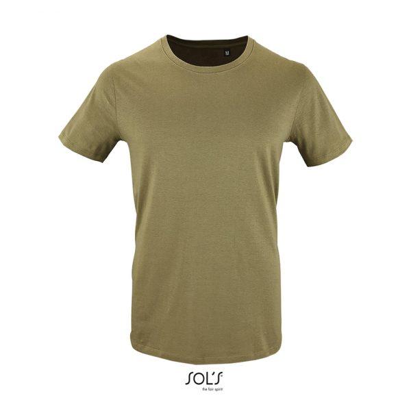 Camiseta Milo Men Hombre Sols - Caqui