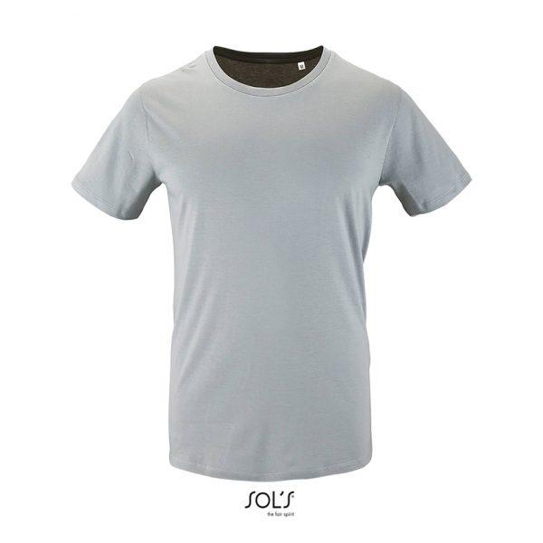 Camiseta Milo Men Hombre Sols - Gris Puro