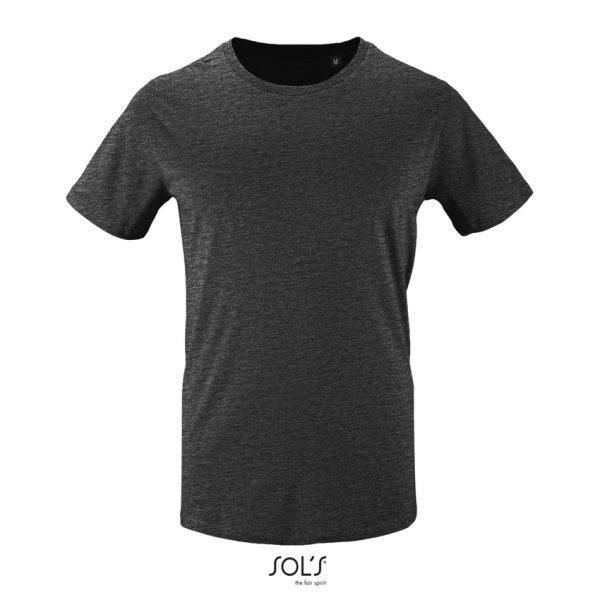 Camiseta Milo Men Hombre Sols - Antracita Mezcla