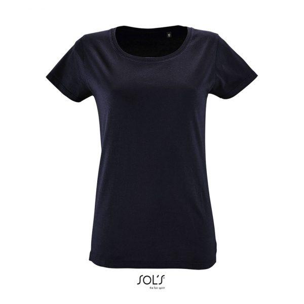Camiseta Milo Women Mujer Sols - French Marino