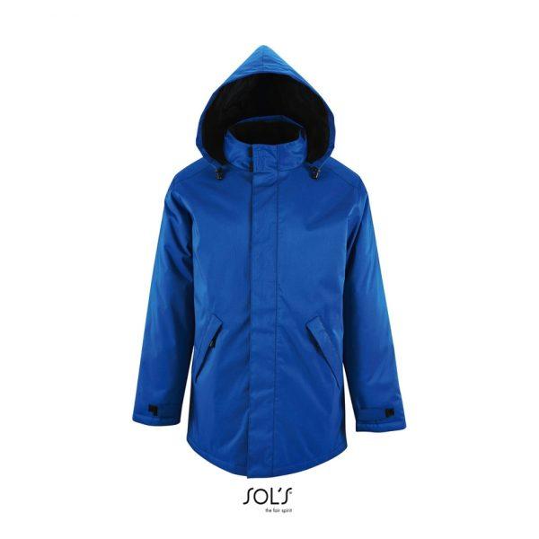 Chaqueta Robyn Unisex Sols - Azul Royal