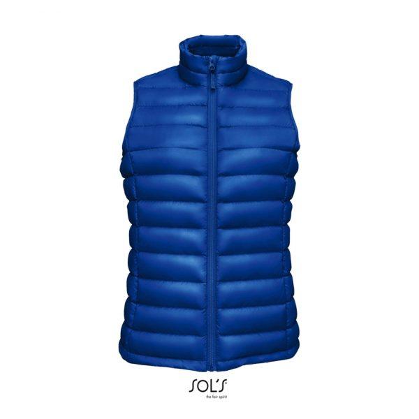 Bodywarmer Wilson Bw Women Mujer Sols - Azul Royal