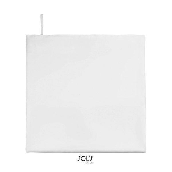 Toalla Atoll 100 Unisex Sols - Blanco