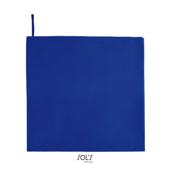 Toalla Atoll 100 Unisex Sols - Azul Royal