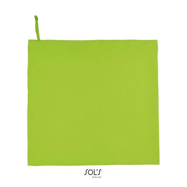 Toalla Atoll 100 Unisex Sols - Verde Manzana
