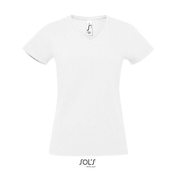 Camiseta Imperial V Women Mujer Sols - Blanco