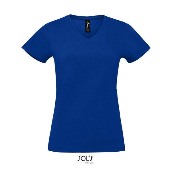 Camiseta Imperial V Women Mujer Sols - Azul Royal