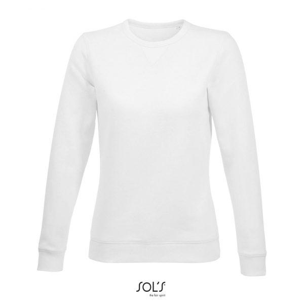 Sudadera Sully Women Mujer Sols - Blanco