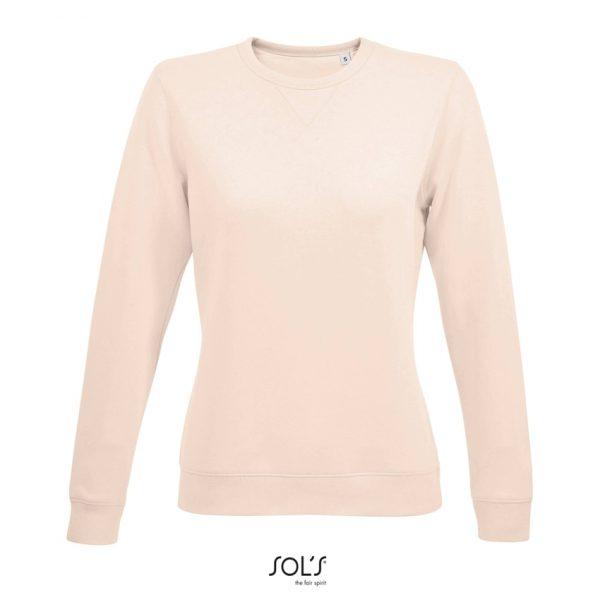 Sudadera Sully Women Mujer Sols - Creamy Pink