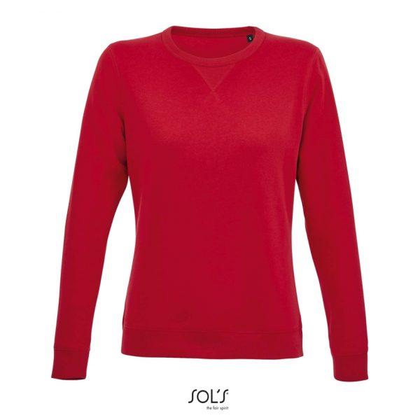 Sudadera Sully Women Mujer Sols - Rojo