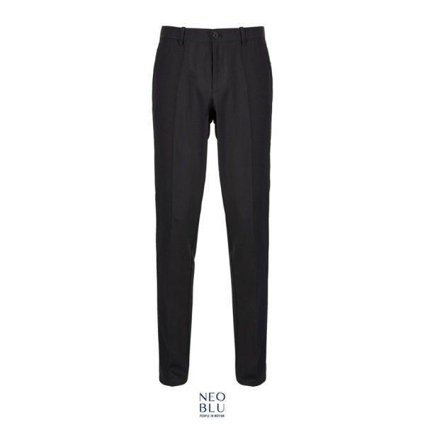 Pantalones Neoblu Gabin Men Hombre Sols - Mezcla de Antracita