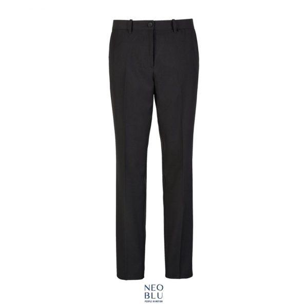 Pantalones Neoblu Gabin Women Mujer Sols - Mezcla de Antracita