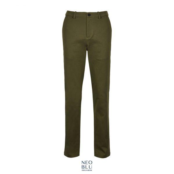 Pantalones Neoblu Gustave Men Hombre Sols - Caqui Intenso