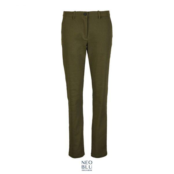 Pantaloes Neoblu Gustave Women Mujer Sols - Caqui Intenso