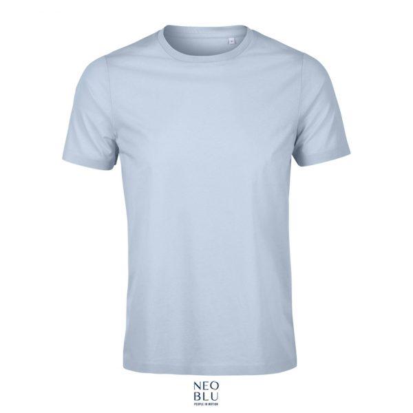 Camiseta Neoblu Lucas Men Hombre Sols - Azul Claro