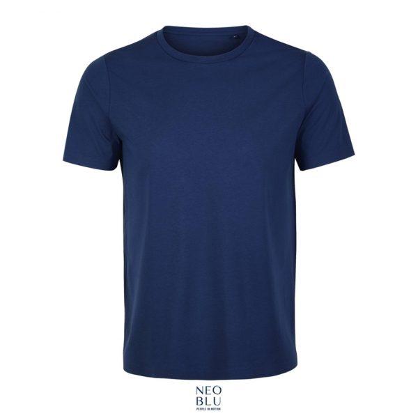 Camiseta Neoblu Lucas Men Hombre Sols - Azul Intenso