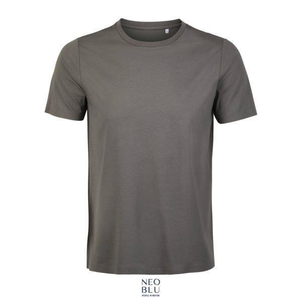 Camiseta Neoblu Lucas Men Hombre Sols - Gris Claro
