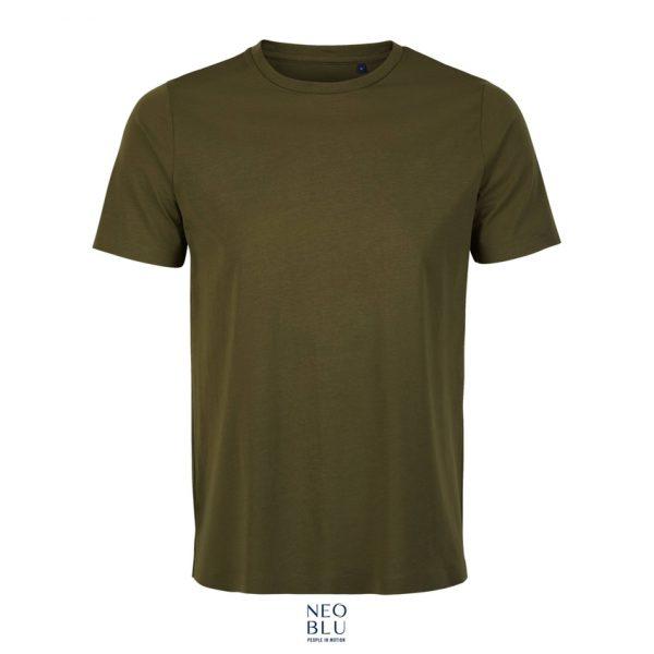 Camiseta Neoblu Lucas Men Hombre Sols - Caqui Intenso