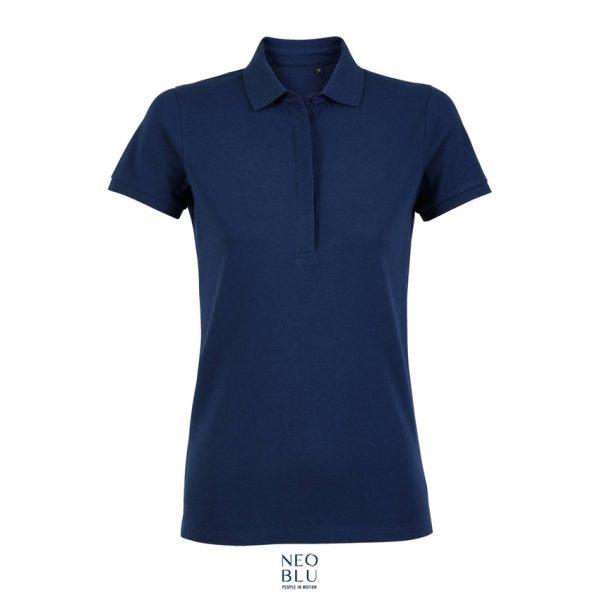 Polo Neoblu Owen Women Mujer Sols - Azul Intenso