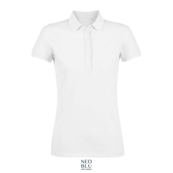 Polo Neoblu Owen Women Mujer Sols - Optico Blanco