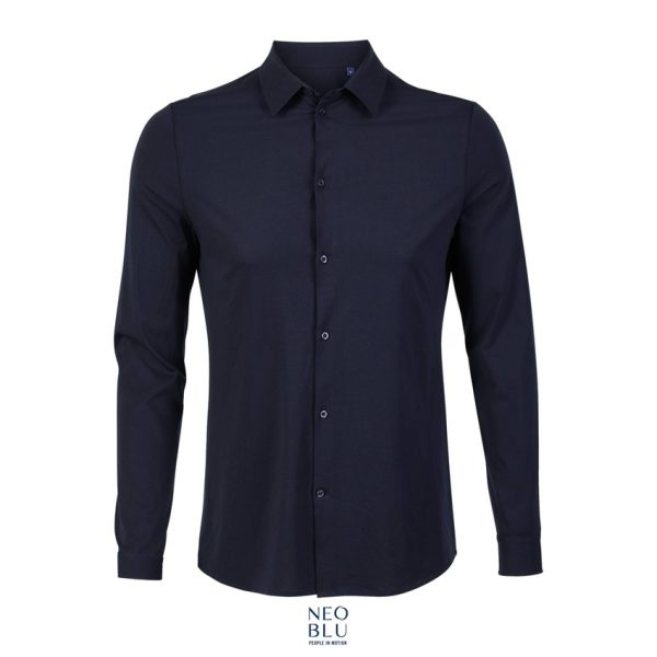 Camisa Neoblu Balthazar Men Hombre Sols - Noche
