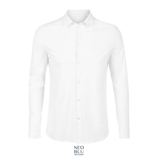 Camisa Neoblu Balthazar Men Hombre Sols - Optico Blanco
